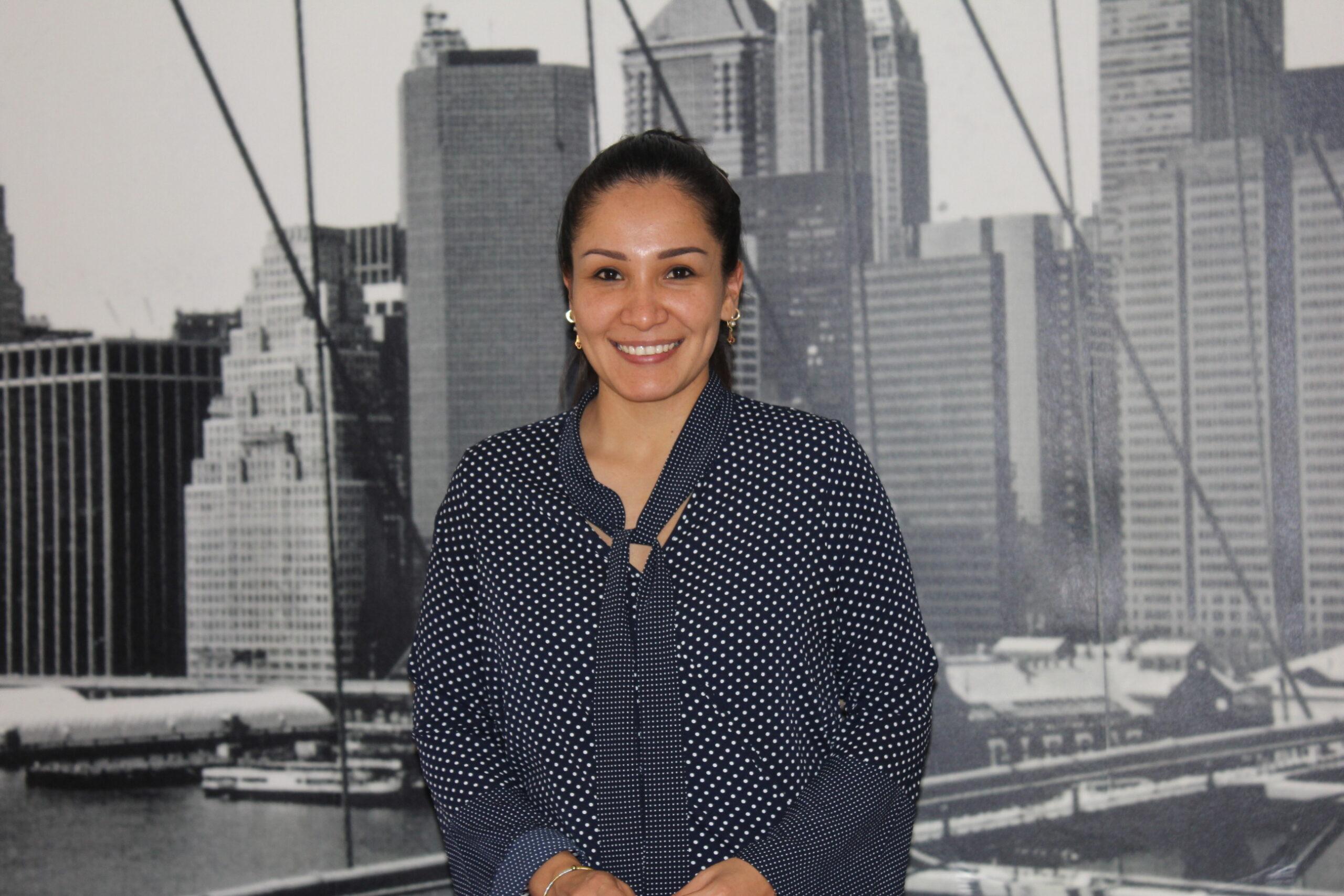 Luz Mª Burgos Herrera, Junior consultant OAK